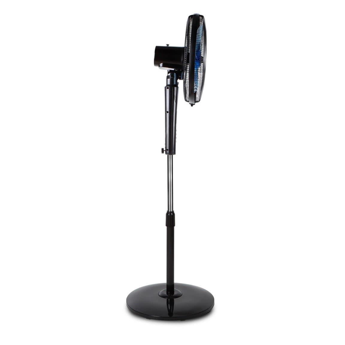 orbegozo sf 0640 ventilador de pedestal silencioso
